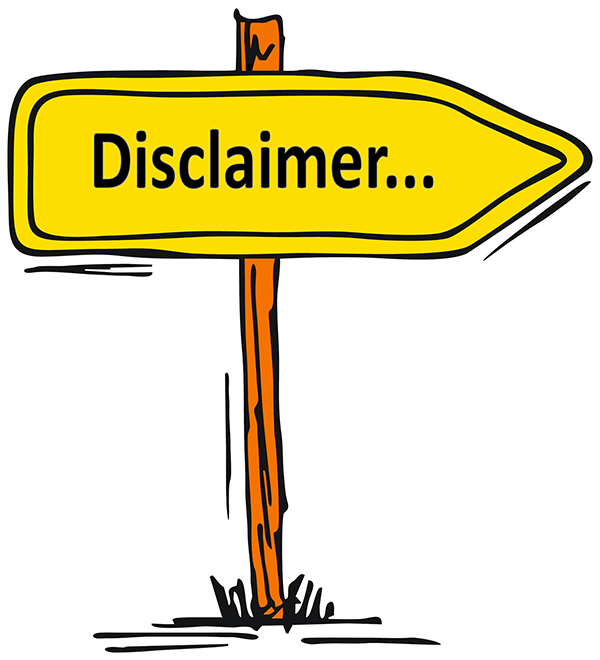 Disclaimer - Second Act Mastery Professional Coaching